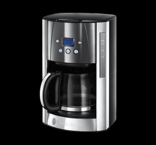 Luna Coffee Maker Grey