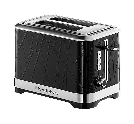Structure Black 2 Slice Toaster