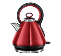 Legacy Quiet Boil Red Kettle