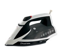 Supremesteam Streamglide White and Black Traditional Iron
