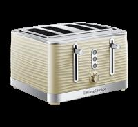 Inspire 4 Slice Cream Toaster