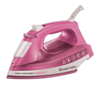 Light and Easy Brights Iron Pink