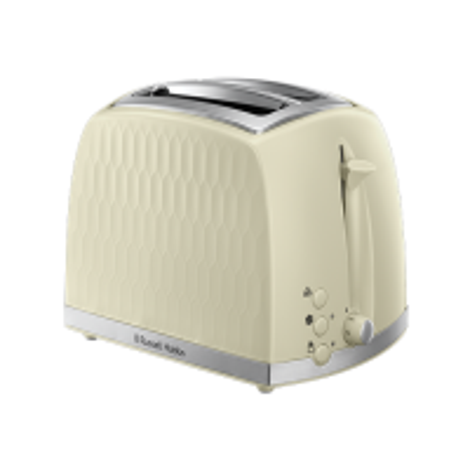 Honeycomb 2 Slice Cream Toaster