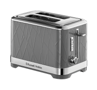 Structure Grey 2 Slice Toaster